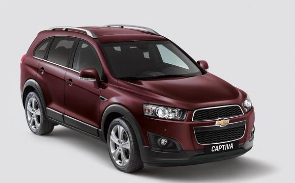 Chevrolet Captiva. NeoAuto.com.