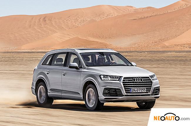 Audi lleva tecnología quattro a Boulevard de Asia-NeoAuto.com