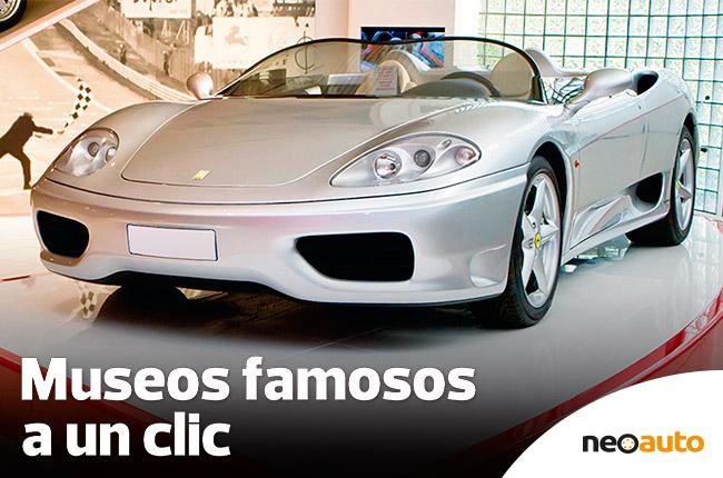 Google Street View-9 museos de autos que puedes visitar-NeoAuto.com